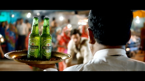 Orange Business Services serves Heineken's global communications needs in 53 countries. (Photo: Busi ...
