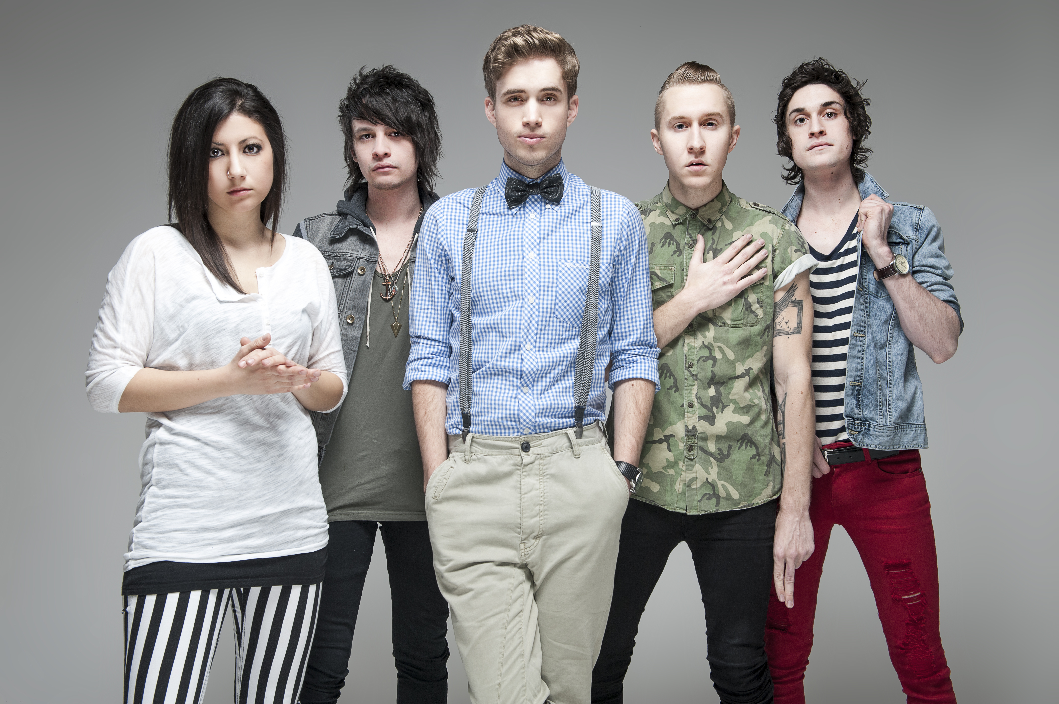 "Macy's and Clear Channel Media and Entertainment congratulate The Summer Set on winning the ""Macy's iHeartRadio Rising Star"" campaign. (Photo: Business Wire)"