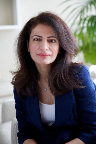 Dr Amina Al Rustamani, Group Chief Executive Officer at TECOM Investments (Photo: Business Wire)