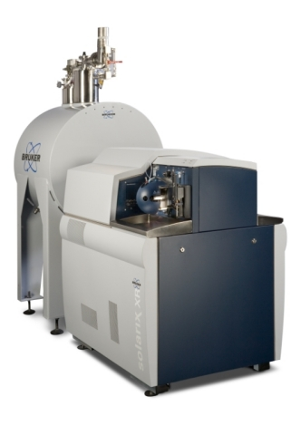 This shows the new Bruker solariX XR System. (Photo: Business Wire)