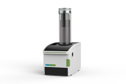 PerkinElmer's AxION(R) iQT GC/MS/MS is the first mass spectrometry platform of its kind that perform ...