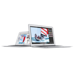 The new MacBook Air features all day battery life, fourth generation Intel Core processors, 802.11ac Wi-Fi and flash storage that is up to 40 percent faster. (Photo: Business Wire)