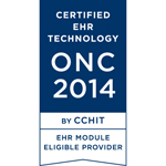 ETO software is certified as an EHR Module (Graphic: CCHIT)