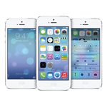 Apple unveils iOS 7, completely redesigned with stunning user interface and great new features. (Photo: Business Wire)