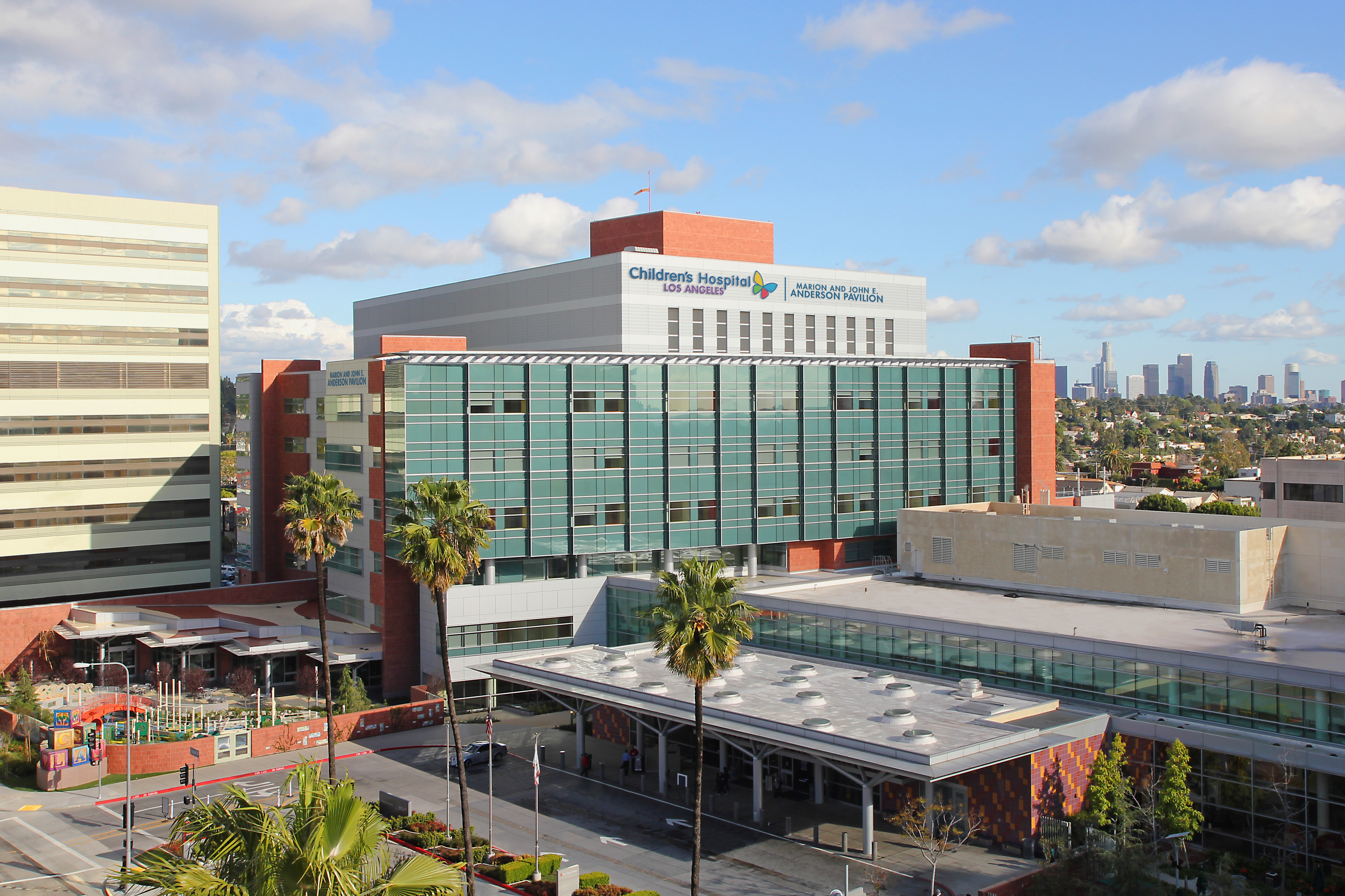 Children's Hospital Los Angeles earns back-to-back top five placements in the U.S. News & World Report survey of best children's hospitals in the United States. It is the only children's hospital on the West Coast to receive the distinction. (Photo: Business Wire)