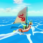 The Legend of Zelda: The Wind Waker HD Screenshot (Photo: Business Wire)