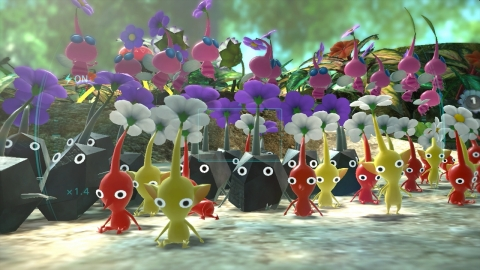 Pikmin 3 Screenshot (Photo: Business Wire)