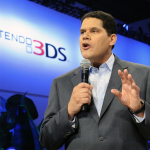 In this photo provided by Nintendo of America, Reggie Fils-Aime, Nintendo of America's president and chief operating officer, addresses the crowd during the Wii U Software Showcase @ E3 2013 on June 11, 2013 in Los Angeles. The Electronic Entertainment Expo (E3) is the video game industry's premier trade show. (Photo: Business Wire)