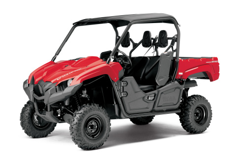 yamaha announces all new viking side by side vehicle business wire. Black Bedroom Furniture Sets. Home Design Ideas