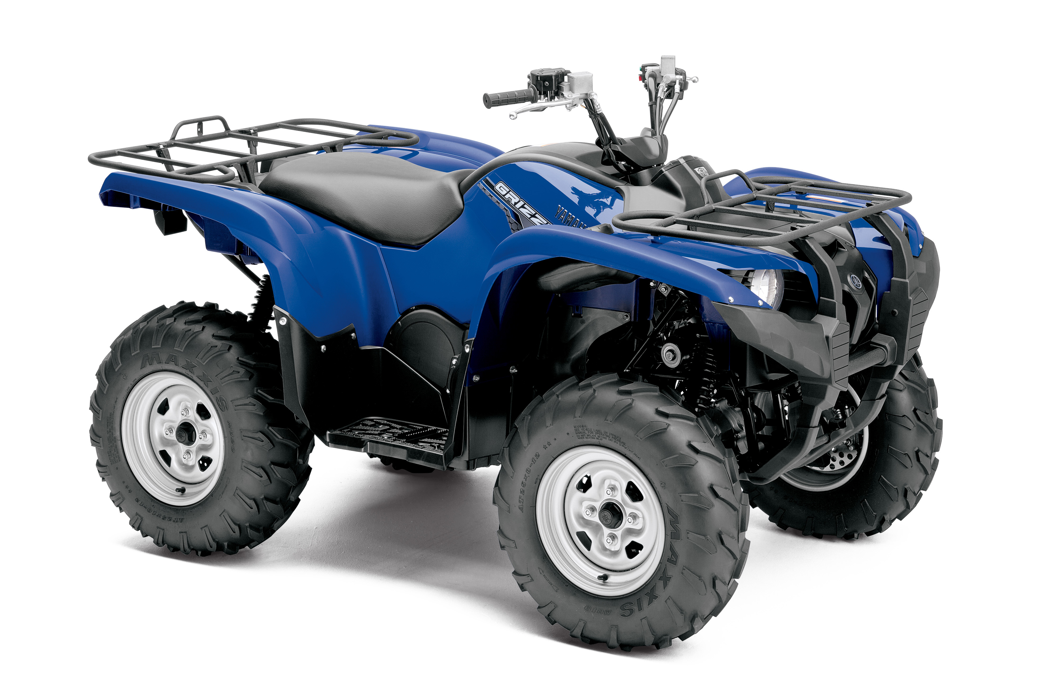 New Grizzly 700 Gets Wider Chis Updated Electric Steering Improved Comfort And Greater Fuel Efficiency Business Wire