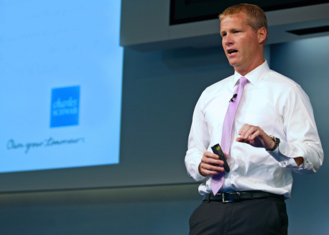 Jonathan Craig, executive vice president and Chief Marketing Officer at Schwab. (Photo: Business Wir ...