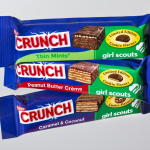 Nestle Crunch Girl Scout Candy Bars (Photo: Business Wire)