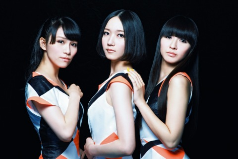 Japanese techno-pop singing sensation Perfume  (Photo: Business Wire)