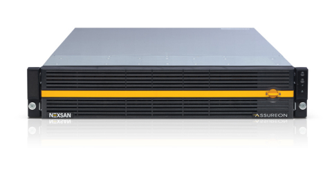 Nexsan(TM) Assureon(TM) secure automated archive solution (Photo: Business Wire)
