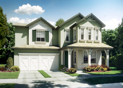 New Ryland Homes at Sendero at Rancho Mission Viejo (Photo: Business Wire)