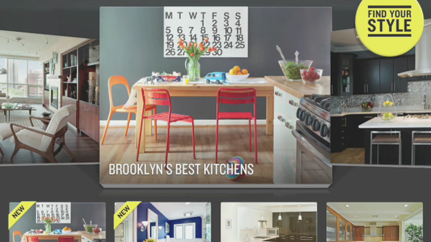 Watch the video to see how HGTV Folio app can help identify personal design styles.