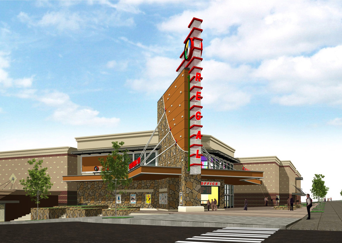 regal entertainment group announces grand opening celebration for full size