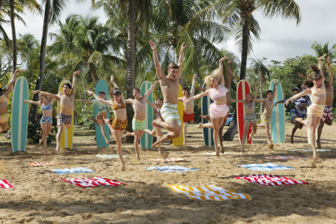 "Stars from the Disney Channel Original Movie ""Teen Beach Movie"" will appear at the D23 Expo (Photo: Business Wire)"