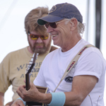Jimmy Buffett at celebratory beach concert at Resorts Casino Hotel (Photo: Business Wire)