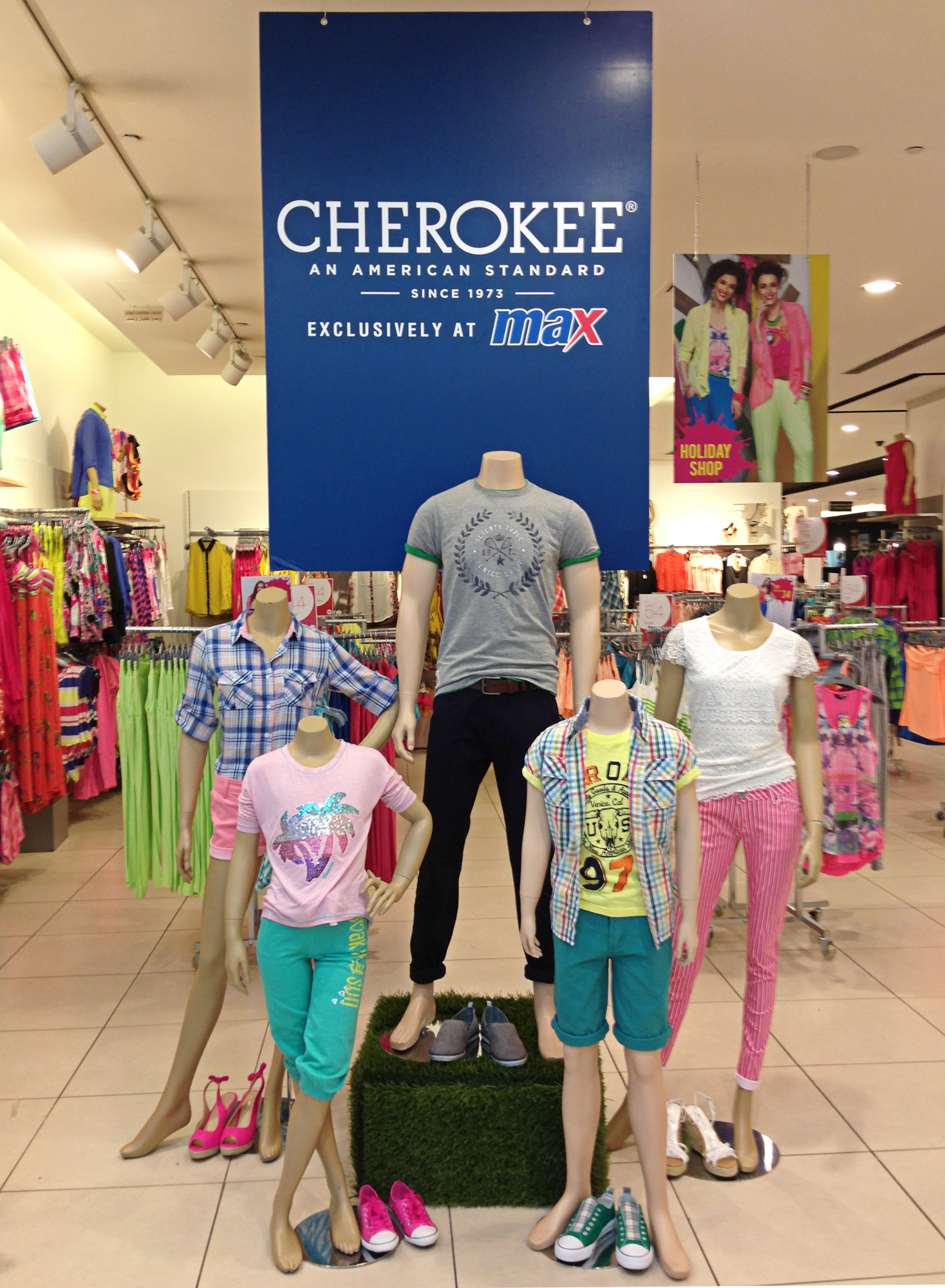 Cherokee for Max (Photo: Business Wire)