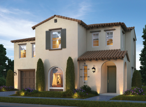 New Ryland Homes at Colibri at Portola Springs (Photo: Business Wire)