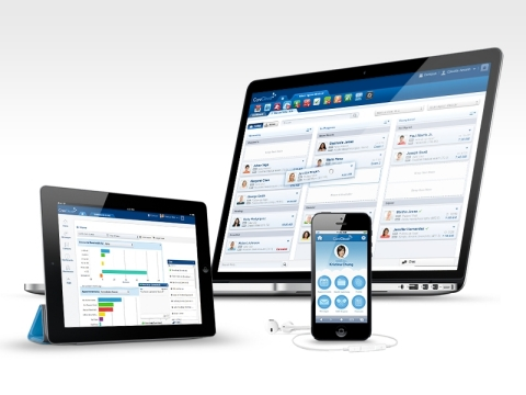 CareCloud's Full Suite of Cloud-Based Financial and Clinical Applications for Doctors (Photo: Business Wire)