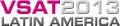 VSAT Latin America 2013 tratará las iniciativas de satélites respaldadas por el gobierno en América Latina