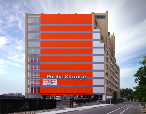 Public Storage Opens Largest Self Facility In The Bronx Photo Business Wire