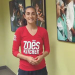 Zoes Kitchen Announces Sponsorship of Zoe Goes Running to Benefit World Pediatric Project