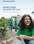 Report: Doing Good is Good for You: 2013 Health and Volunteering Study (UnitedHealth Group)