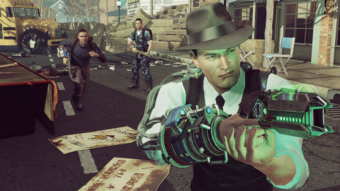 Players that pre-order The Bureau: XCOM Declassified will receive a bonus mission called