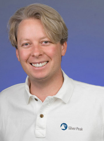 Silver Peak founder David Hughes named CEO (Photo: Business Wire)