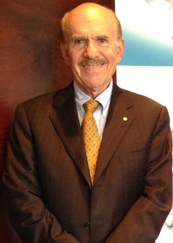 Nobel Prize Laureatte, Dr. Louis J. Ignarro (Photo: Business Wire)