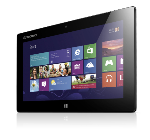 Lenovo IdeaPad Miix (Photo: Business Wire)