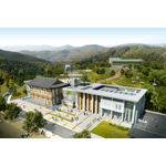 Sancheong Traditional Medicine Fair Main Theme Hall (Graphic: Business Wire)