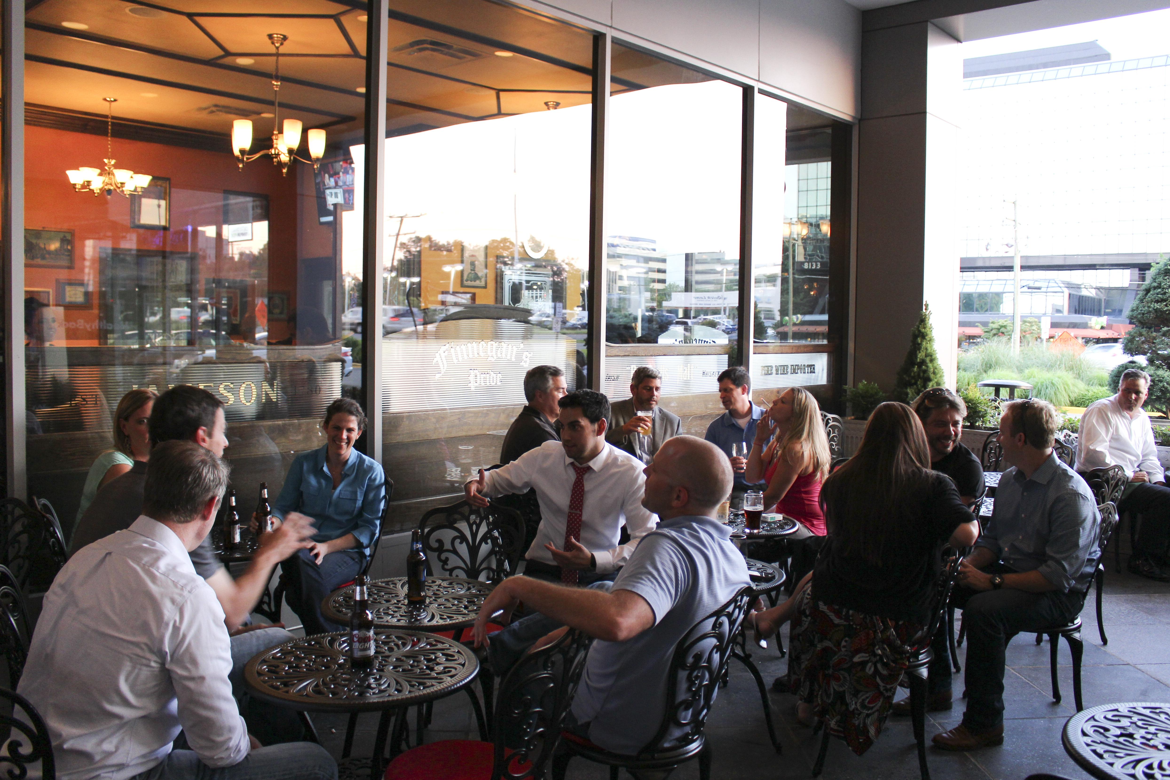Finneganu0027s Pride Sports Restaurant Opens In Tysons Corner, VA | Business  Wire