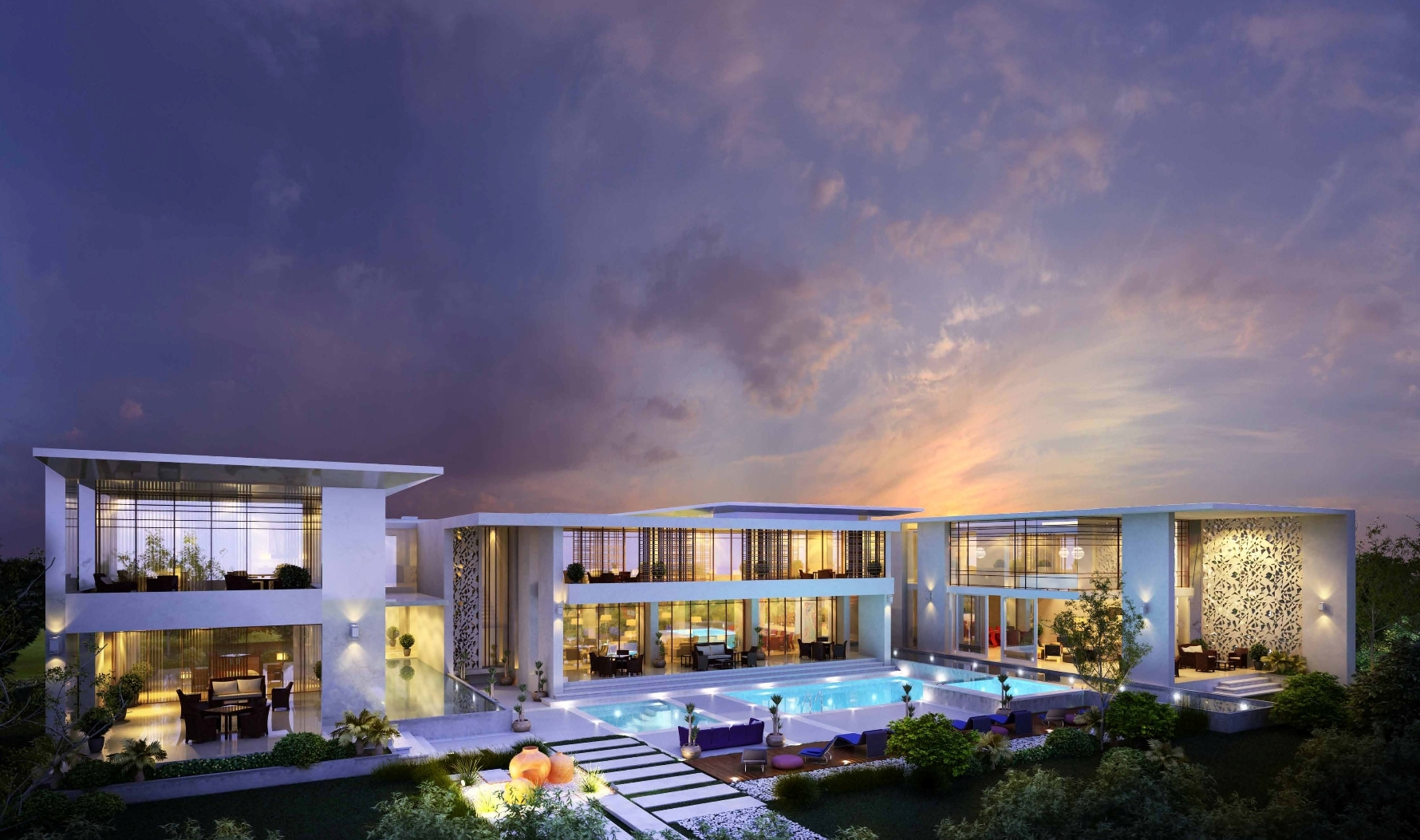 Damac properties starts a two day road show in karachi for Luxury house in dubai