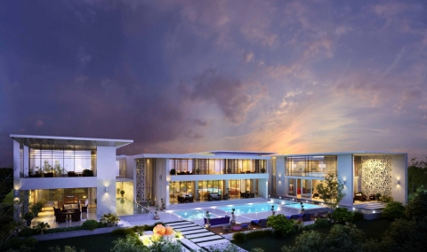 Luxury Villas and Mansions 'AKOYA by DAMAC' (Photo: Business Wire)