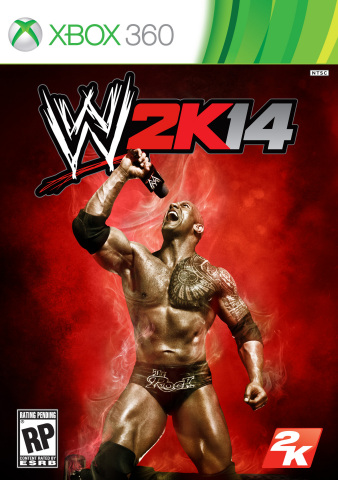 "2K today unveiled the WWE(R) 2K14 cover art featuring WWE Superstar Dwayne ""The Rock(R)"" Johnson. (P ..."