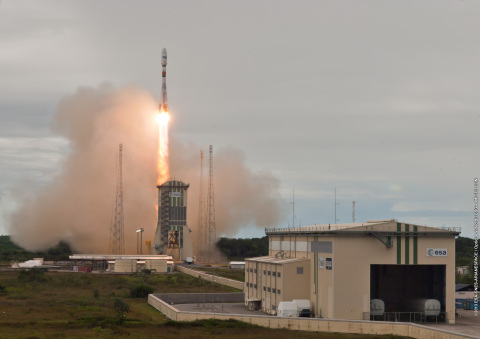 O3B Liftoff (Photo: Business Wire)