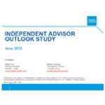 JUNE 2013 INDEPENDENT ADVISOR OUTLOOK STUDY - RESULTS (Courtesy of Schwab)