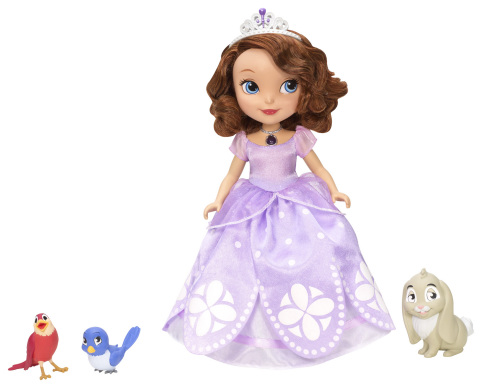 Sofia the First Magical Talking Doll by Mattel (Photo: Business Wire)