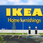 IKEA today announced it extended its successful partnership with ECOtality, Inc. (NASDAQ:ECTY), a leader in clean electric transportation and storage technologies, with plans to add 24 Blink® electric vehicle charging stations across eight more locations in the United Sta