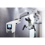 ZEISS OPMI(R) PROergo Dental Microscope (Photo: Business Wire)