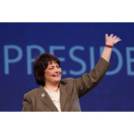 Sue Petrisin elected as Kiwanis International pres