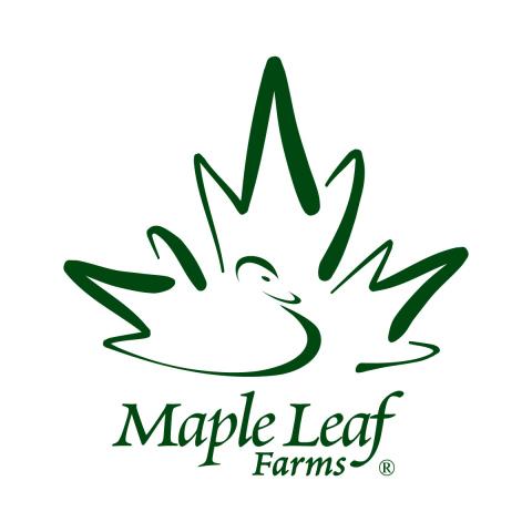 Maple Leaf Farms Logo Full Size