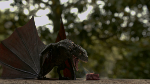 Pixomondo leveraged Dell technology to bring to life digital creatures and hero environments in the third season of Game of Thrones. (Photo: Business Wire)