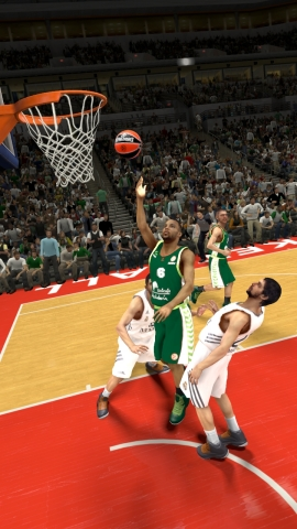 2K Sports and Euroleague Basketball announced today an exclusive multi-year global partnership that will see top teams from the Turkish Airlines Euroleague available in NBA 2K14, the next installment of the top-selling and top-rated NBA video game simulation franchise. (Photo: Business Wire)