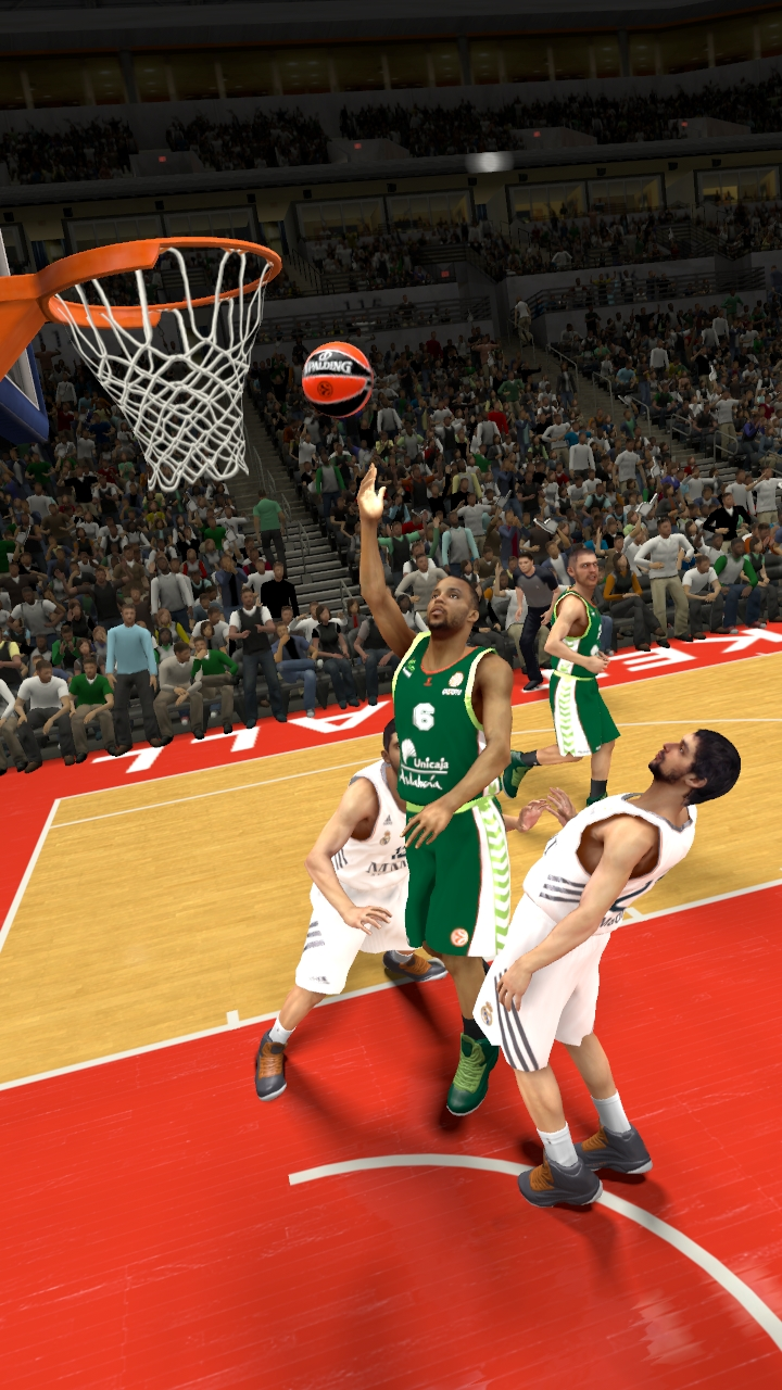 Nba 2k14 To Include Top Euroleague Basketball Teams For First Time