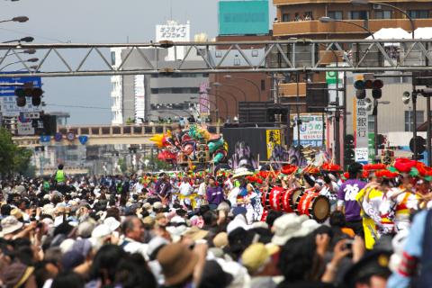 Rokkonsai Parade. (Photo: Business Wire)